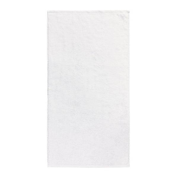 Bílá osuška London 70x130cm