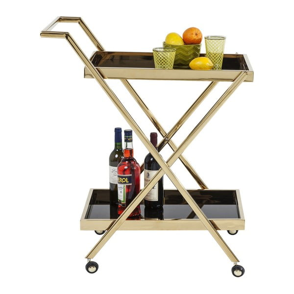 Pojízdný servírovací stolek Kare Design Casino