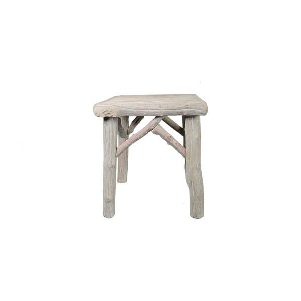 Dřevěná stolička na sezení Morrice