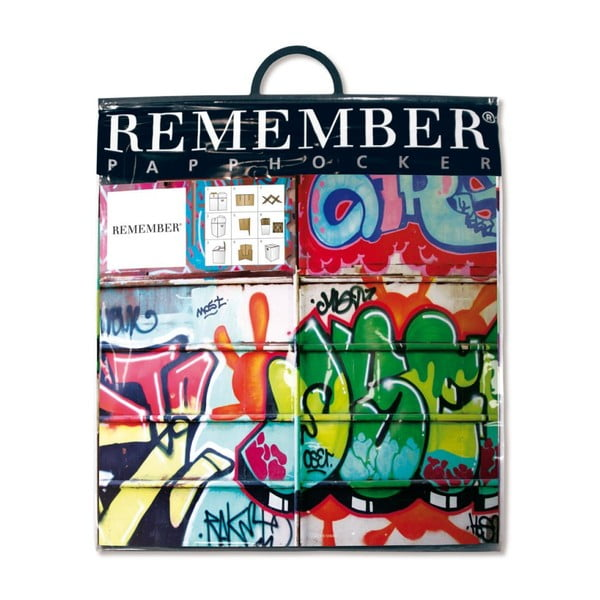Taburet Remember Graffiti