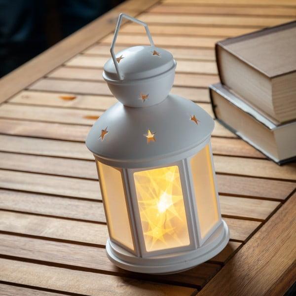 Bílá lucerna s LED osvětlením InnovaGoods