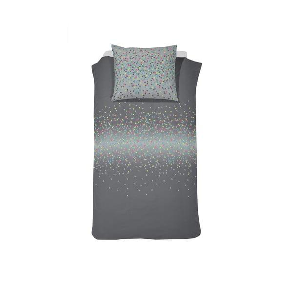 Povlečení Night Grey, 140x200 cm