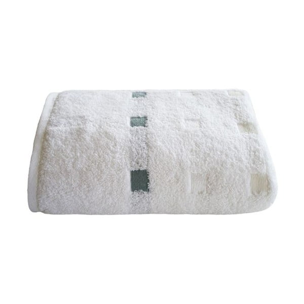 Ručník Quatro White, 50x100 cm