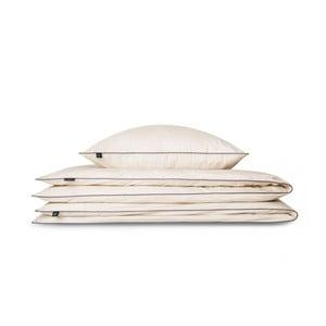 Krémově bílý povlak na dětskou peřinu WeLoveBeds Avorio, 70x80cm