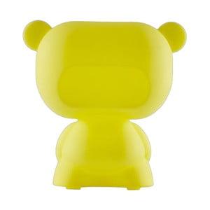 Lampa Pure 45 cm, žlutá
