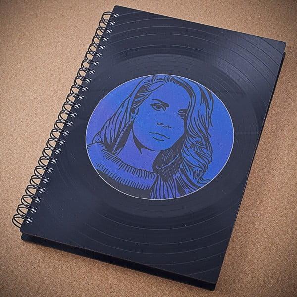 Diář 2015 Lana Del Rey