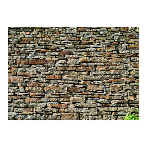 Tapeta American Stones, 400x280 cm