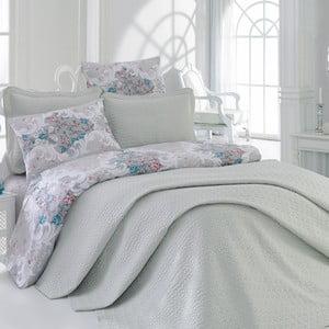 Lenjerie de pat cu cearșaf Green, 200 x 220 cm