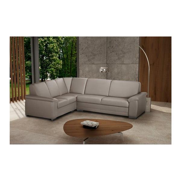 Canapea cu șezut pe partea stângă Florenzzi Bossi Medium, maro
