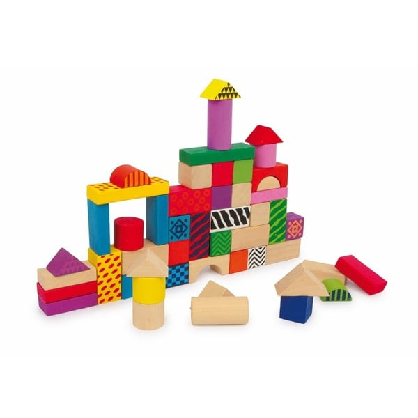 Cuburi din lemn Legler Philip