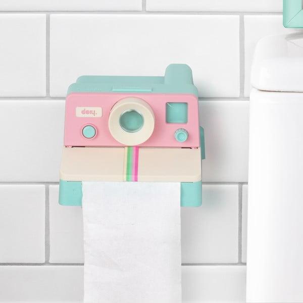 Držák na toaletní papír DOIY Polaroll Pastel
