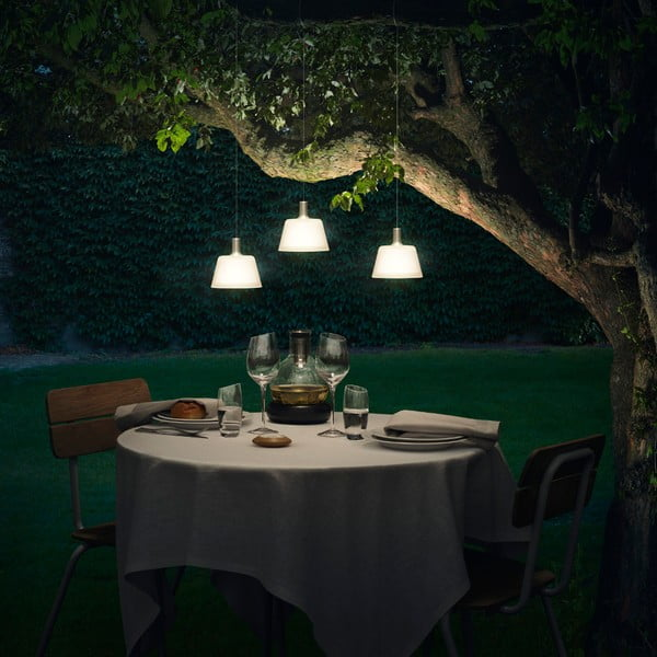 Lampa Eva Solo Sun Light, závěsná
