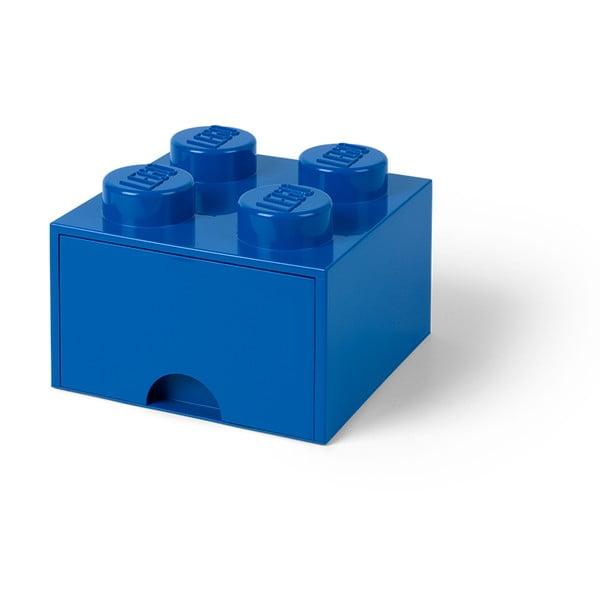Kék fiókos tárolódoboz - LEGO®