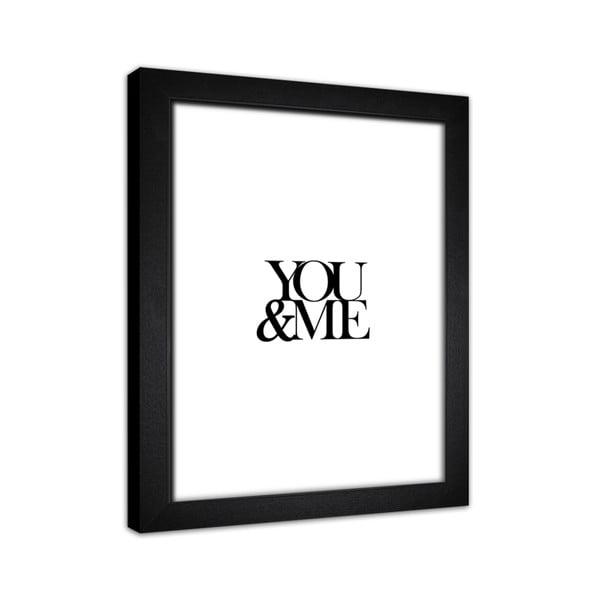Tablou Styler Modernpik You & Me, 30 x 40 cm
