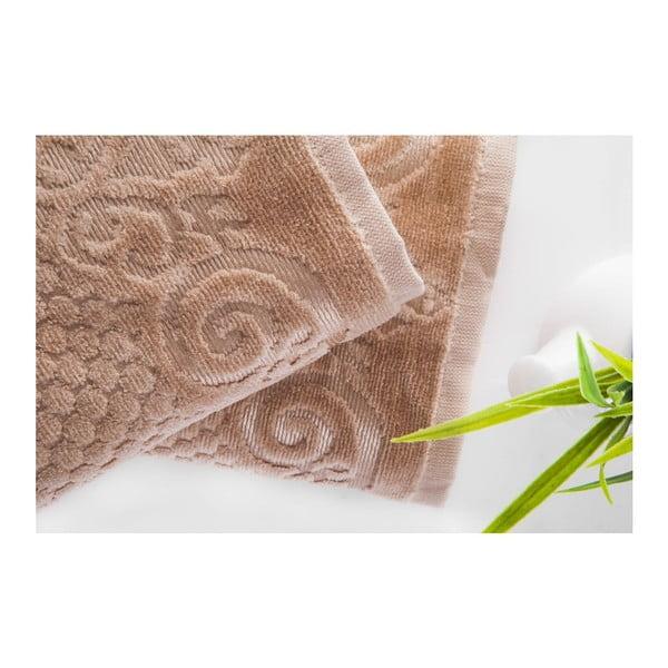 Sada 2ks ručníků Acustic Mink, 50x90 cm
