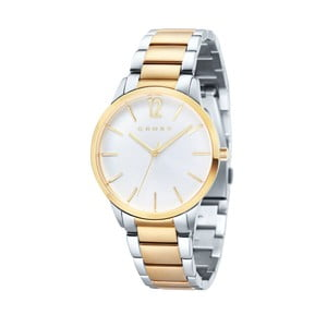 Pánské hodinky Cross Franklin Medium Silver White, 39.5 mm