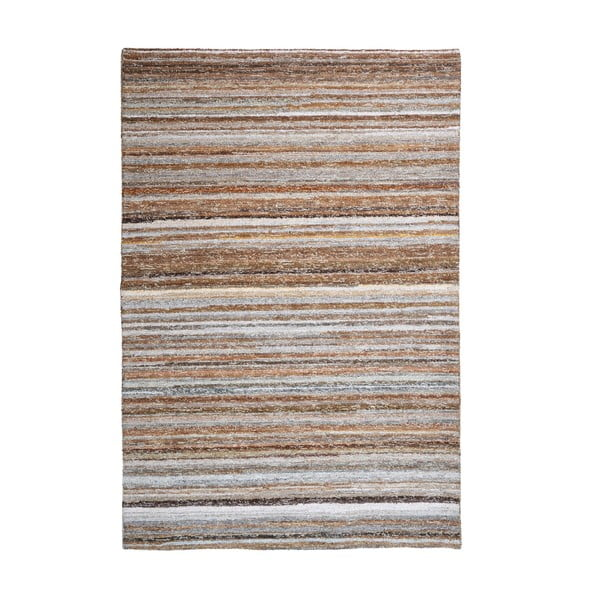 Vlněný koberec Deniza Beige, 120x180 cm