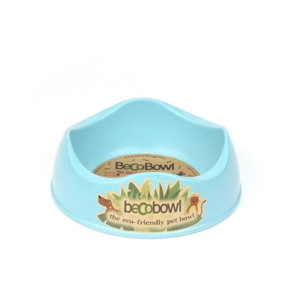 Psí/kočičí miska Beco Bowl 17 cm, modrá