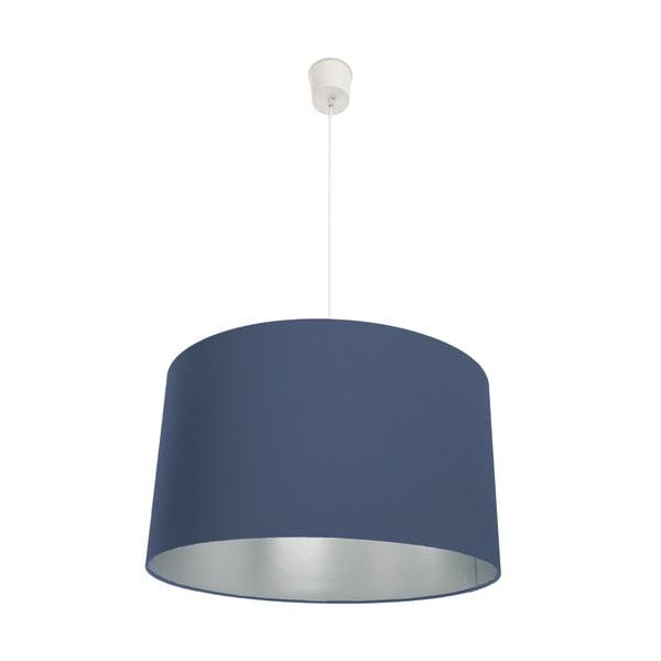 Závěsné světlo Dark Blue Silver