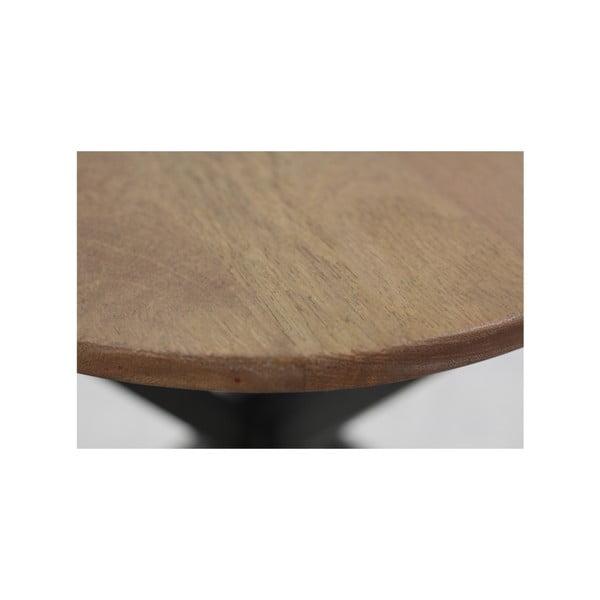 Příruční stolek z mangového dřeva HSM collection Oakland