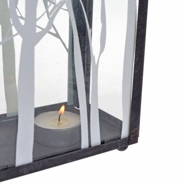 Kovová lucerna Tree Small