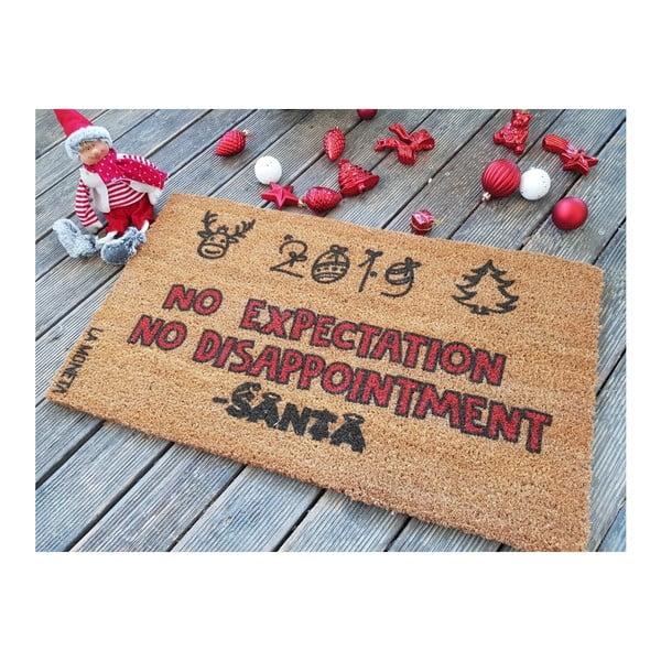 No Expectation lábtörlő, 70 x 40 cm - Doormat