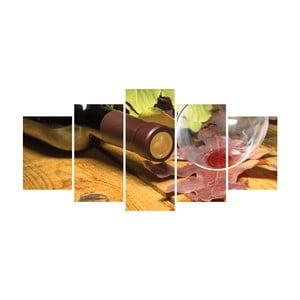 Vícedílný obraz La Maison Des Couleurs Wine