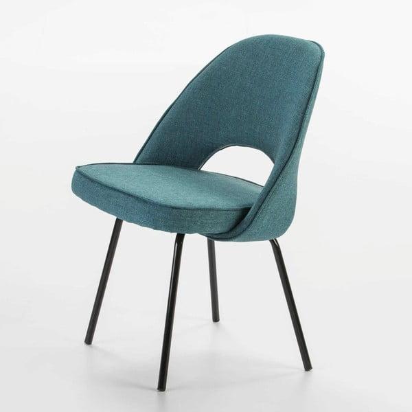 Modrá židle Thai Natura