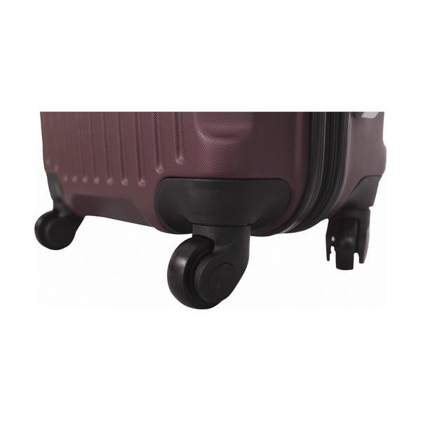Kufr Jean Louis Scherrer Purple Trolley, 107 l