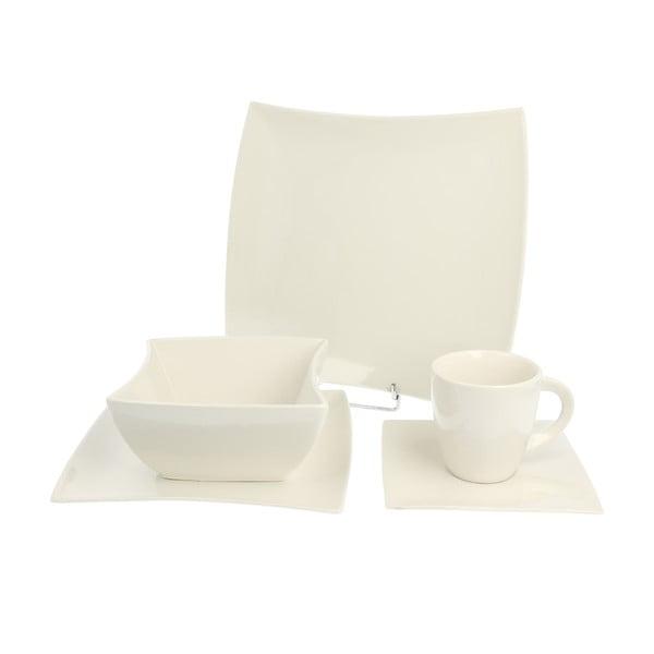 Kávová a jídelní sada White