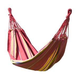 Červeno-žlutá houpací síť Cattara Textil