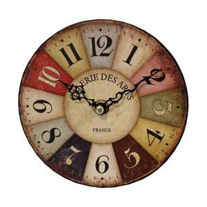 Stolní hodiny Antic Line