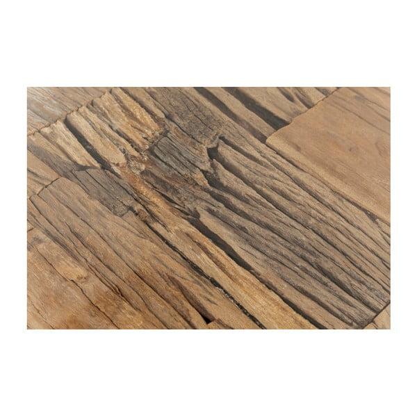 Jídelní stůl z recyklovaného dřeva dřeva Kare Design Pure, 1200 x 90 cm