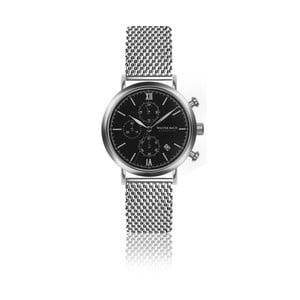 Pánské hodinky s páskem z nerezové oceli ve stříbrné barvě Walter Bach Style