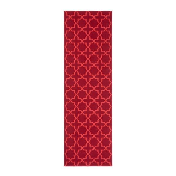 Covor Hanse Home Joanne, 80 x 200 cm, roșu