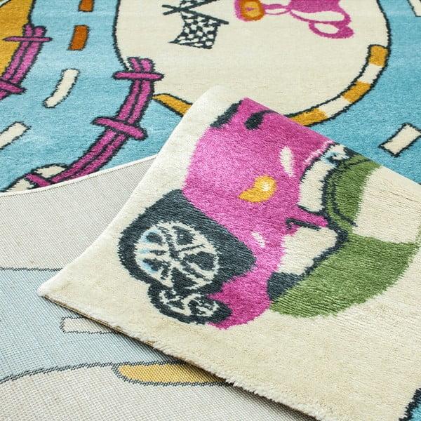 Dětský koberec Pinullo Cars, 120 x 170 cm