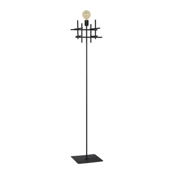 Lampă de podea Cygnus, negru