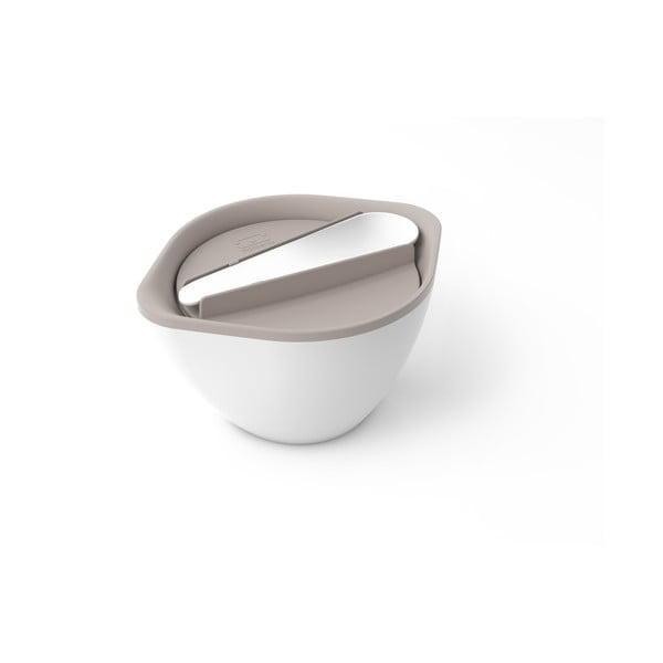 MB LIB Grey/White na saláty a polévky