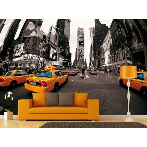 Velkoformátová tapeta NY Taxi, 315x232 cm