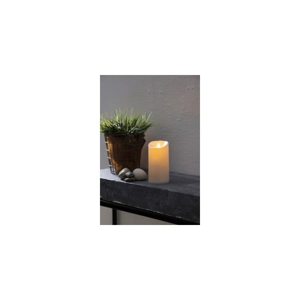 LED svíčka Best Season Twinkle, výška 15 cm