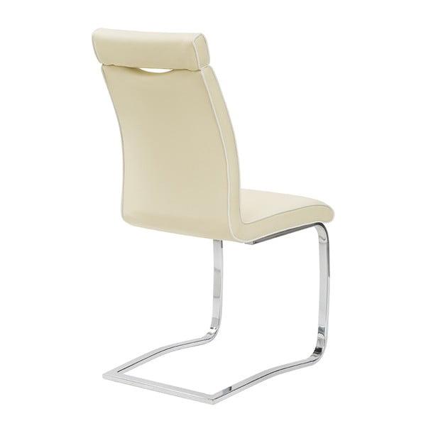 Jídelní židle Clarence, béžová