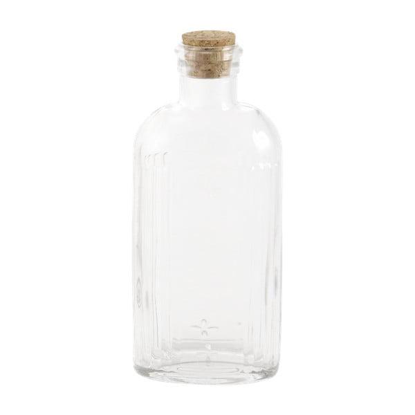 Skleněná lahev s korkovou zátkou Strömshaga