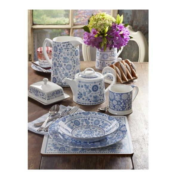 Hrnek s podšálkem Churchill China Penzace Stratford, 200 ml