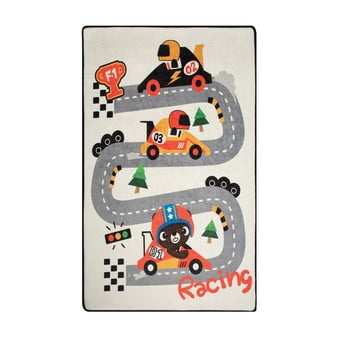 Covor copii Race, 140 x 190 cm de la Unknown