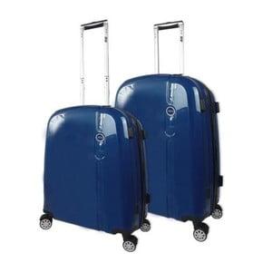 Set 2 cestovních kufrů Victorio Azul