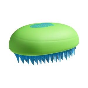 Perie pentru păr TINC Eezyteezy Tangle, verde