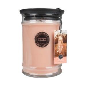 Vonná svíčka ve skleněné dóze s vůní meruňky a vanilky Creative Tops Wanderlust, doba hoření 140-160 hodin