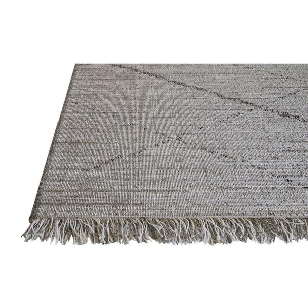 Covor potrivit pentru exterior Floorita Les Gipsy Grey, 130 x 190 cm