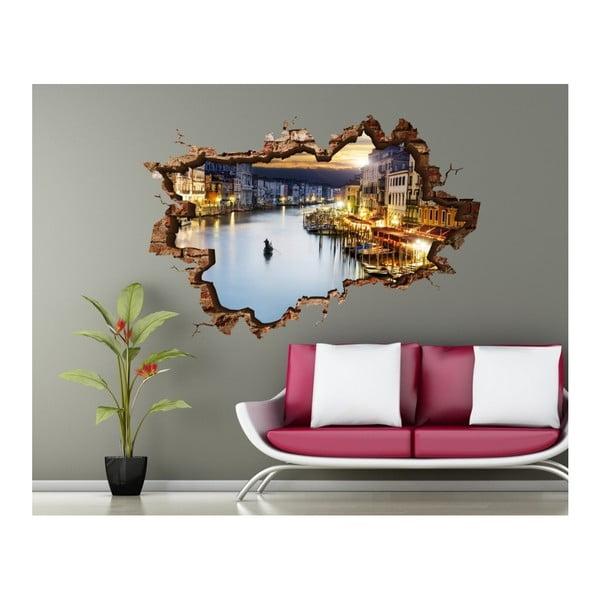 Autocolant de perete 3D Art Pieter, 135 x 90 cm