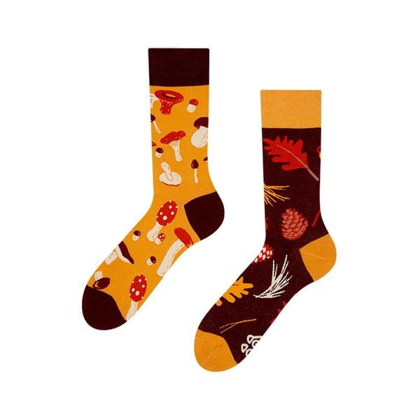 Unisex ponožky Good Mood Mushrooms, vel. 35-38